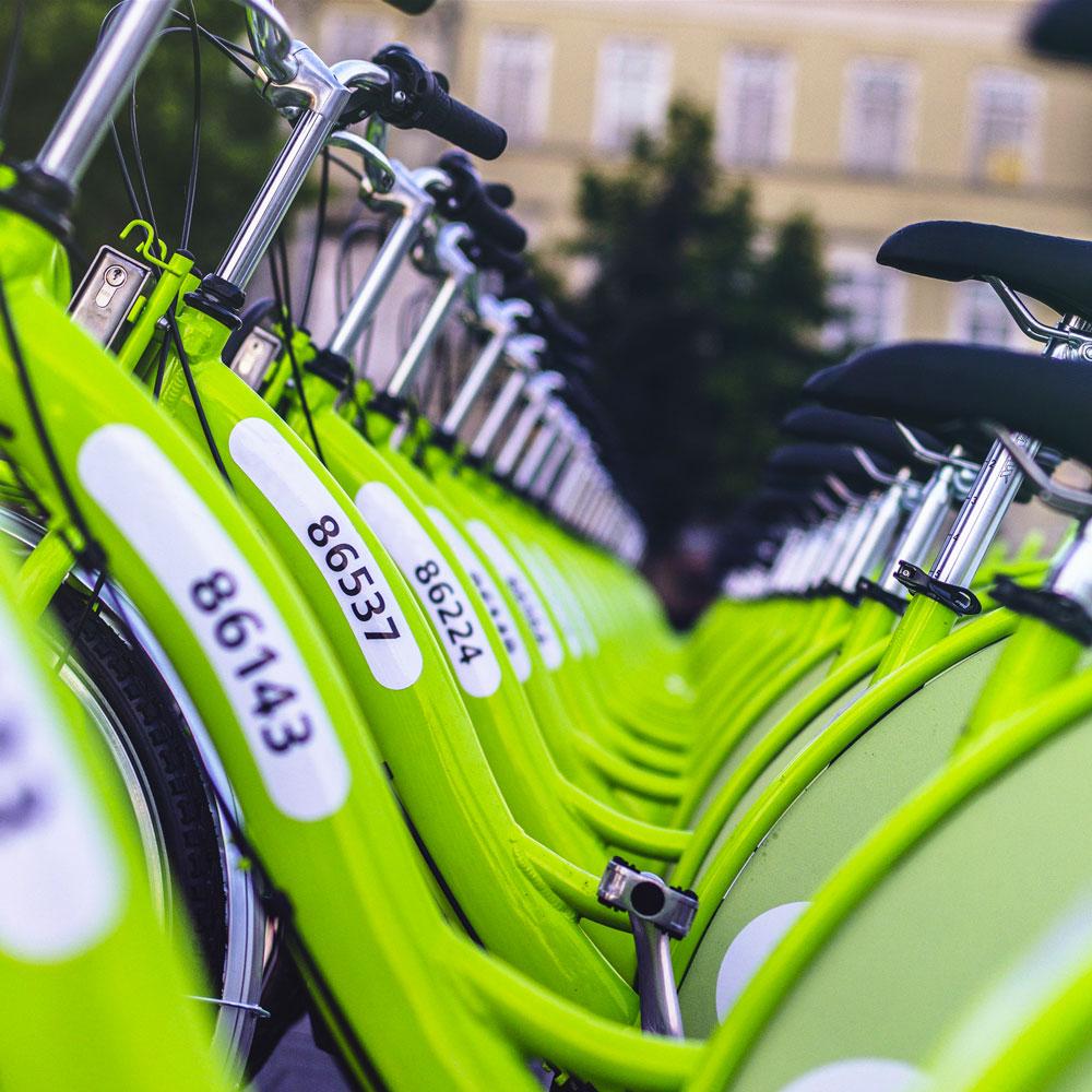 Noleggio bici (gratuite o a pagamento)