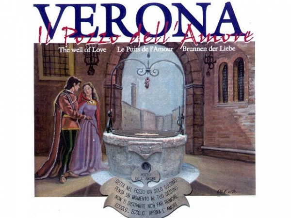 Verona e il Pozzo Dell'Amore | The Well of Love