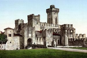 Sirmione e il Fantasma del Castello | The Ghost of the Castle