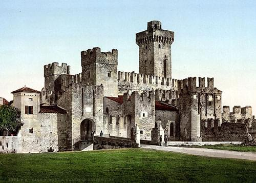 Sirmione e il Fantasma del Castello | The Ghost of the Castle