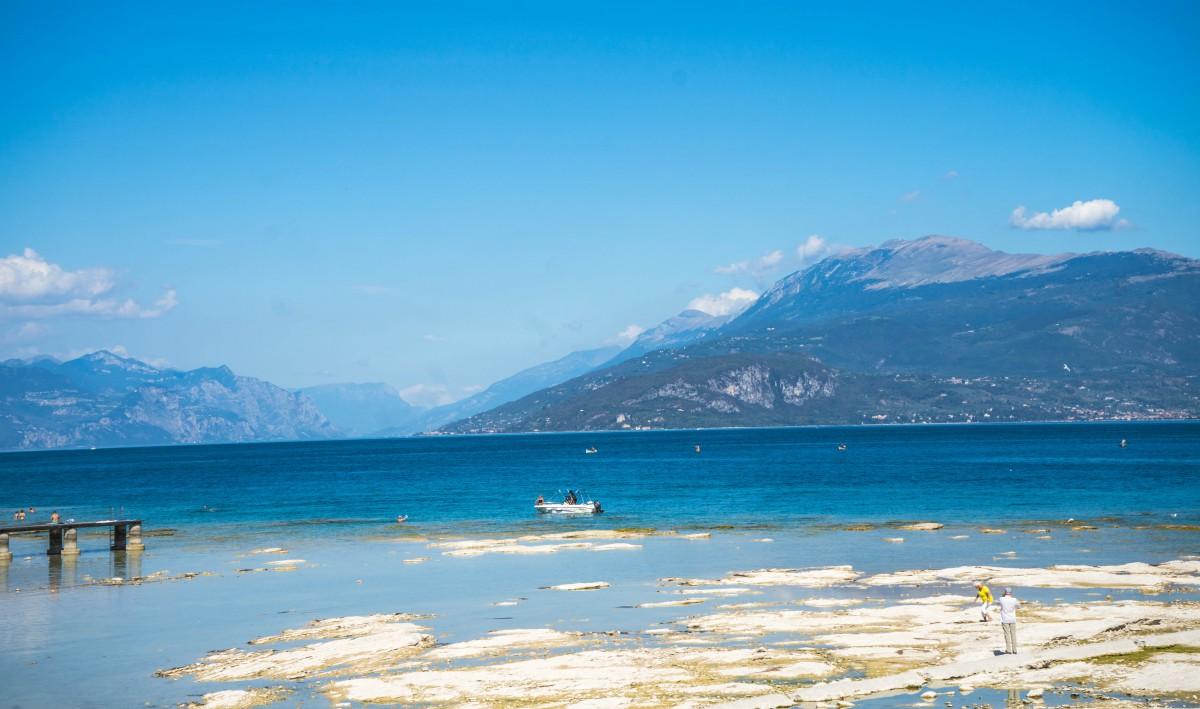 3 spiagge Top nei dintorni del Lugana Marina