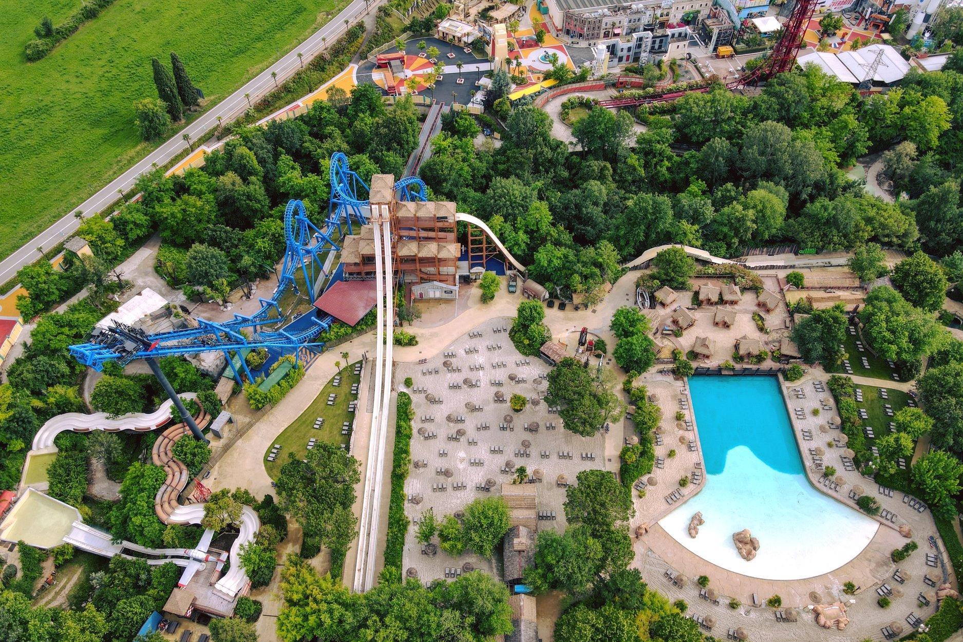I Parchi Divertimento del Lago di Garda | Garda Lake's Amusement Parks
